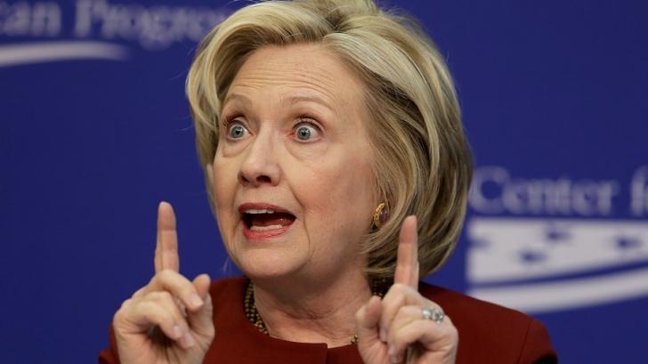 FBI publică note ale agenţilor săi la discuţiile cu Hillary Clinton despre serverul privat de mail