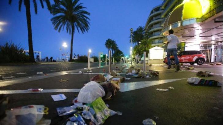 ISIS a revendicat atentatul de la Nisa