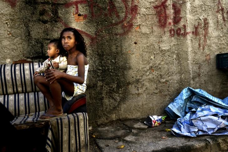 Cum arată unul dintre cele mai sărace şi violente locuri de pe pământ! Ți se face pielea de găină