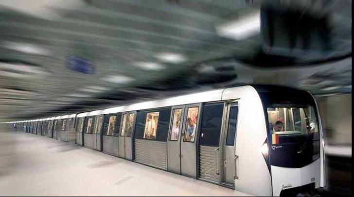 Programul circulaţiei trenurilor de metrou în perioada Sărbătorilor de Iarnă