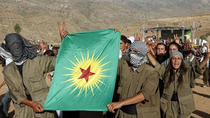 Măcel într-o bază militară turcă! Cel puţin 35 de militanţi kurzi au fost ucişi