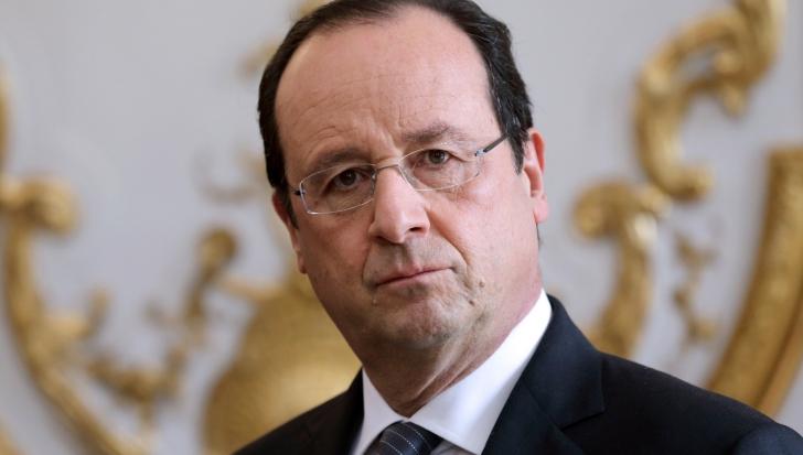 "Hollande: ""Atacul terorist"" de la Munchen este ""un nou act dezgustător"""