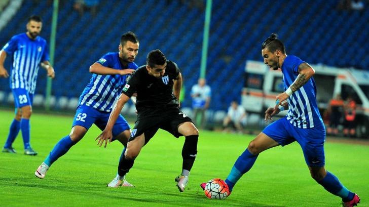 Europa League: Pandurii Târgu Jiu a pierdut meciul de pe teren propriu cu Maccabi Tel-Aviv