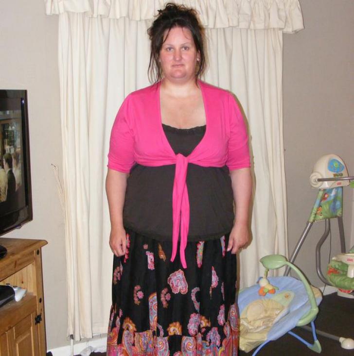 Transformarea uluitoare a unei bunicuțe! A slăbit 82 de kilograme. Parcă e fotomodel!