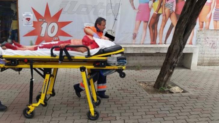 Tânără înjunghiată în stradă - Foto: observatorulph.ro