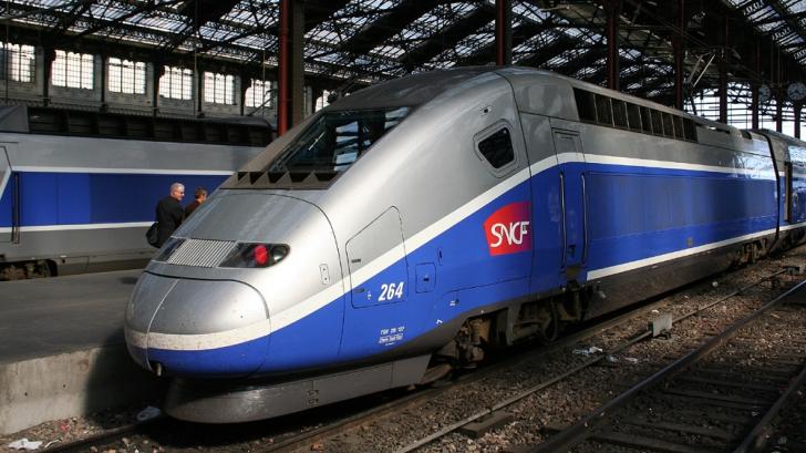 Incendiu în Gara de Nord din Paris. Traficul feroviar pe marile linii, întrerupt