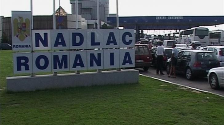Caz incredibil în Vama Nădlac. Un român, oprit de vameşi pentru că avea un bărbat mort în maşină