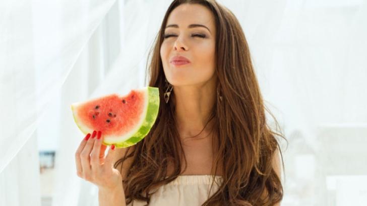 cura detoxifiere cu pepene rosu