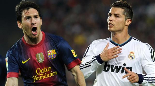 Ce au vorbit Cristiano Ronaldo şi Messi pe teren, înaintea…