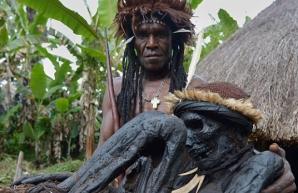 Trib Papua Noua Guinee