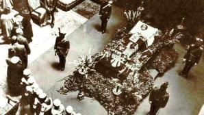 ULTIMUL DRUM. Imagini RARE de la funeraliile Reginei Maria