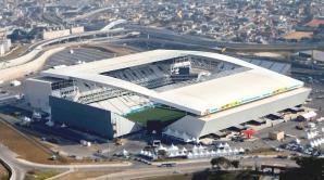 Bărbat arestat la Arena Corinthians, după ce a abandonat un pachet la intrarea în stadion