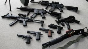 Anchetă: Traficanţi de arme din România le vând arme tuturor celor care doresc
