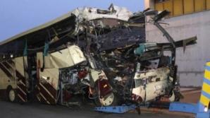 Tragedie pe o şosea din Algeria: Un autobuz plin cu copii a căzut într-o prăpastie