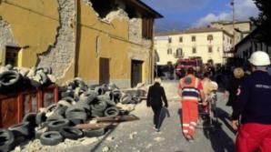 Ce ajutoare primesc românii afectaţi de cutremurul din Italia. 10.000 de euro pentru cei care...