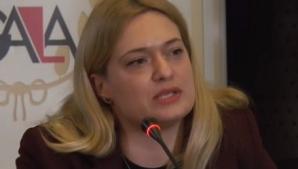Delia Popescu, noul ministrul al Comunicaţiilor, şi-a depus jurământul la Cotroceni