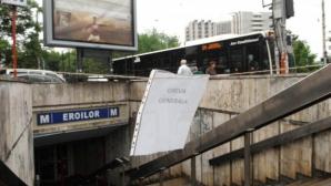 Anunţul care paralizează Bucureştiul. Miercuri va fi grevă la metrou