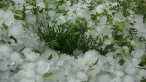 Informare METEO de ultimă oră: ploi torenţiale, inundaţii şi căderi de grindină