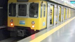 Un român s-a aruncat în faţa metroului, în Napoli. Din păcate, nu a putut fi salvat