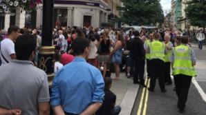 Panică la Londra! O staţie de autobuz, evacuată de urgenţă / Foto: thesun.co.uk