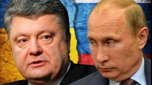 Porosenko iese la atac pe tema Crimeea