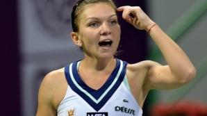 Simona Halep, învinsă în semifinale la Cincinnati de Angelique Kerber