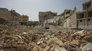 Lovitură aeriană asupra unui spital din Siria: 10 morți