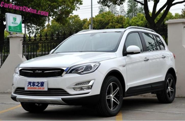 """Chinezii au copiat şi VW Tiguan. Cum arată modelul asitaticilor. Zici că sunt """"gemene"""""""