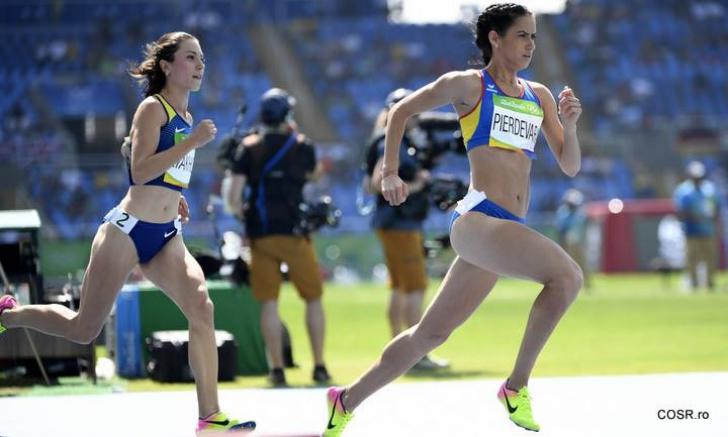 JO 2016. Cum arată cea mai frumoasă sportivă româncă de la Olimpiadă. A eclipsat toate braziliencele