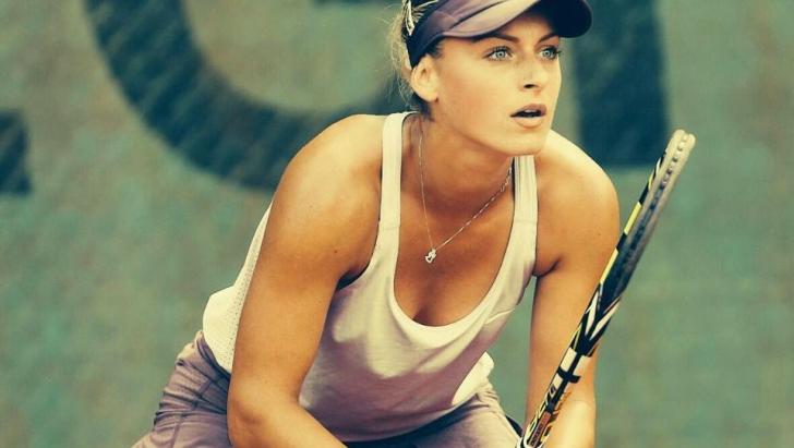 Ana Bogdan a ratat calificarea în finala turneului de la Florianopolis