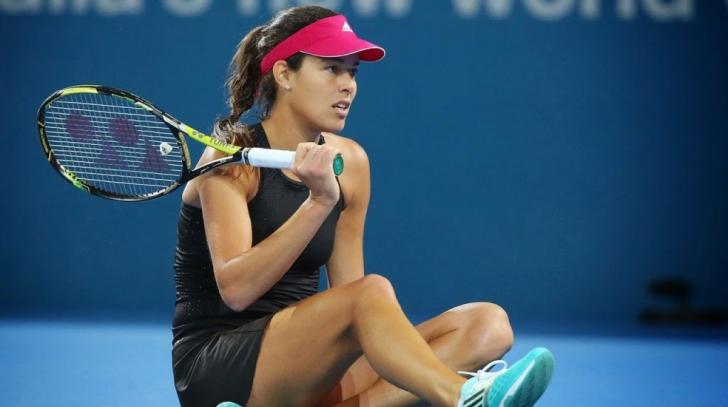 US OPEN 2016. Ana Ivanovici a fost eliminată de Allertova în primul tur la simplu
