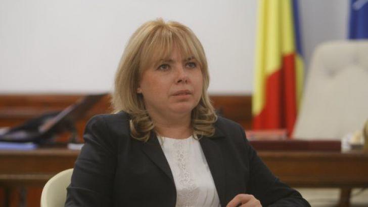 """Anca Dragu, reacție după incendiul de la """"Matei Balș"""""""