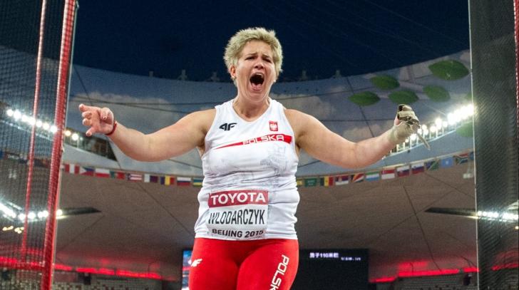 JO 2016 RIO. Atletism. Anita Wlodarczyk, medalie de aur şi record mondial la aruncarea ciocanului