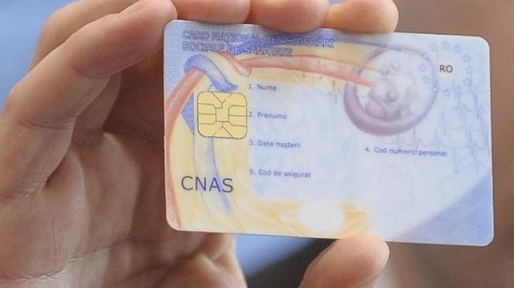S-ar putea renunța la cardul de sănătate, susţin surse din Ministerul Sănătăţii