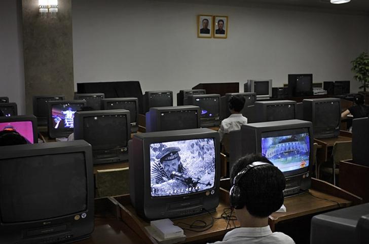 Imagini rare din Coreea de Nord. N-ai mai vazut asa ceva