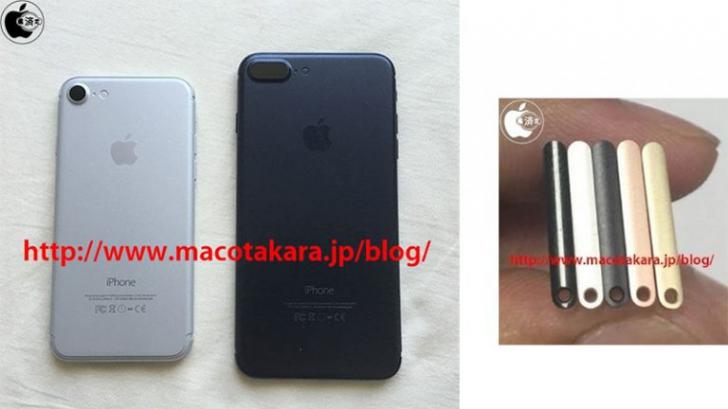 Premieră pentru Apple. iPhone 7 va fi disponibil în culoarea neagră