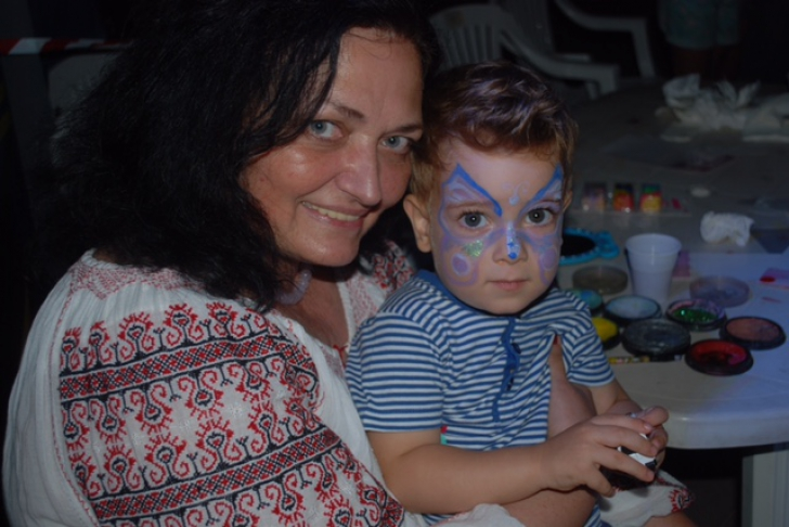 Vacanţa în Parcul Sebastian, cu toată familia şi cu Lavinia Şandru