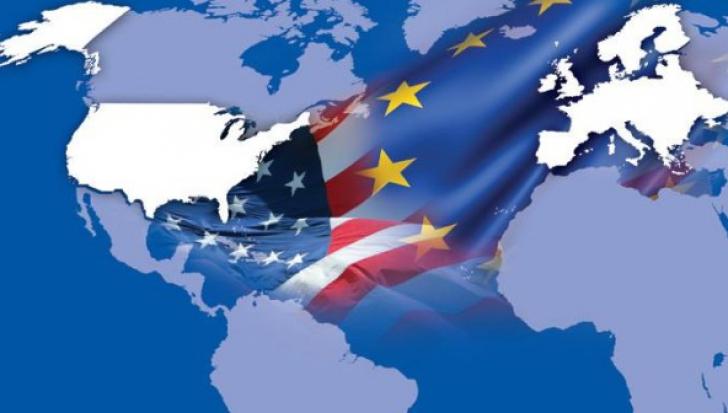 Steinmeier: SUA şi UE mai au încă de lucru la negocierea standardelor acordului de liber schimb