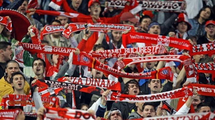 Dinamo a zdrobit-o pe Steaua în semifinalele Cupei Ligii. Scor halucinant