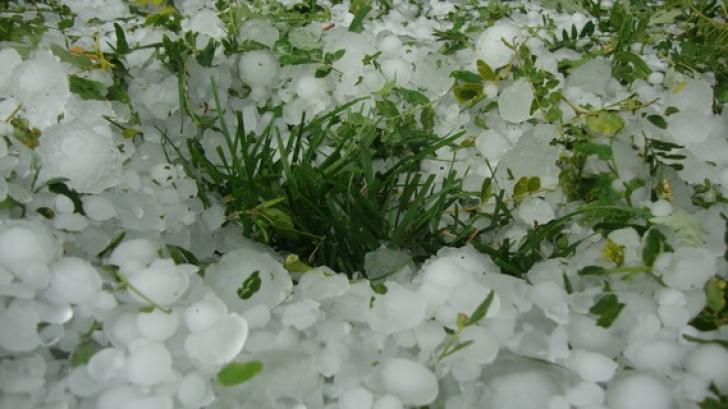 Informare METEO de ultima ora: ploi torentiale, inundatii si caderi de grindina