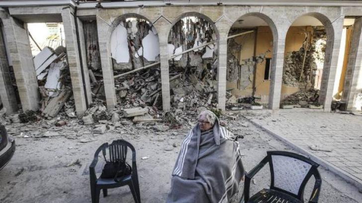 ŞOCANT. Doi români, arestaţi în Italia pentru că furau din locuinţele afectate de cutremur
