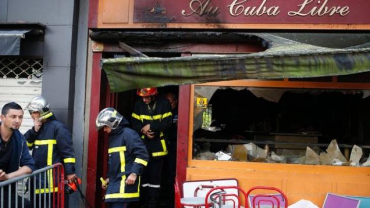 Ce a provocat incendiul dintr-un bar din Franţa, în care au murit 13 persoane. Este groaznic