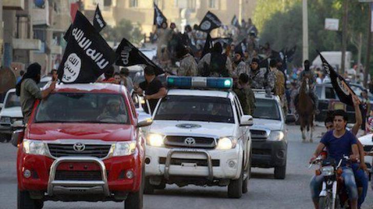 Statul Islamic, la Mosul