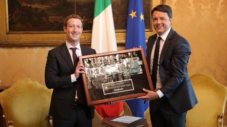 Mark Zuckerberg a donat 500.000 de dolari pentru ajutorarea victimelor seismului din Amatrice