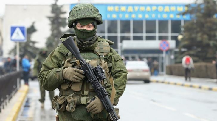 Rusia afirmă că a dejucat o incursiune armată a Ucrainei în Crimeea: doi ruşi au murit