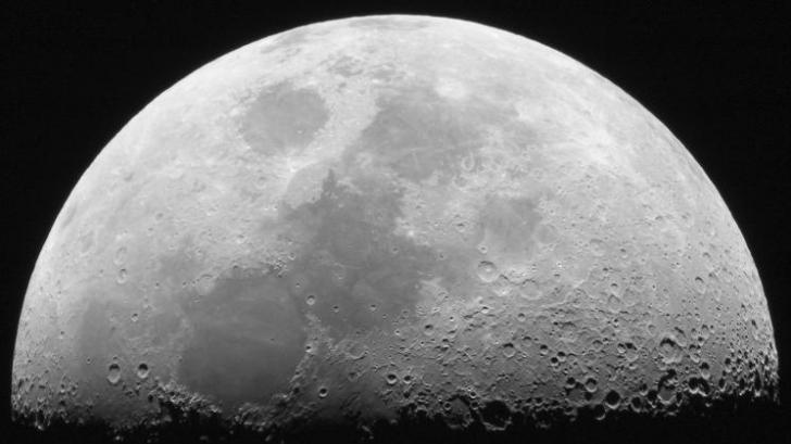 PREMIERĂ: Washingtonul a aprobat prima misiune pe Lună efectuată de o companie privată