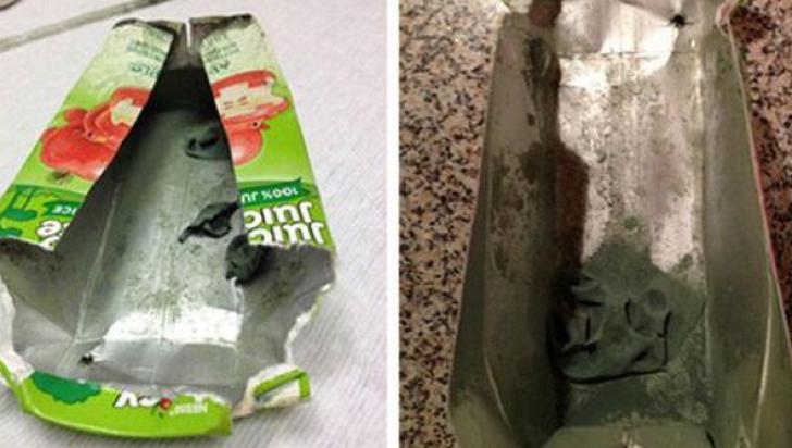 Motivul dezgustător pentru care nu ar trebui să mai cumperi niciodată SUC LA CUTIE!