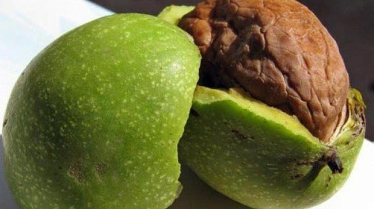 Siropul din coji de nuci verzi are efecte uimitoare asupra sănătăţii. Iată cum se prepară