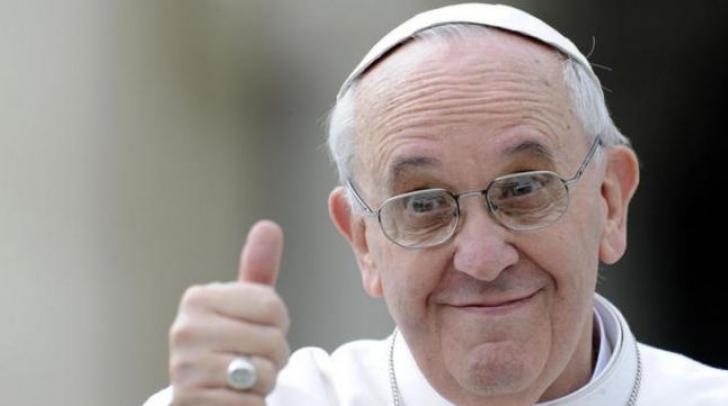 JO 2016. Ce mesaj le-a transmis Papa sportivilor care merg la competiţia de la Rio de Janeiro