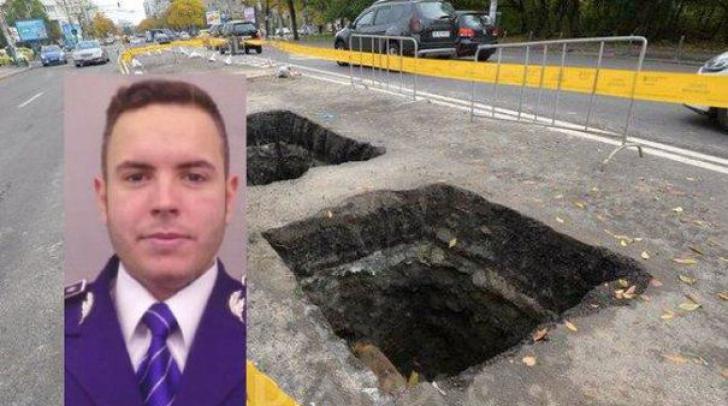 """Mesaj cutremurător al mamei poliţistului Bogdan Gigină,  de ziua lui: """"Nu pregătim tort..."""""""